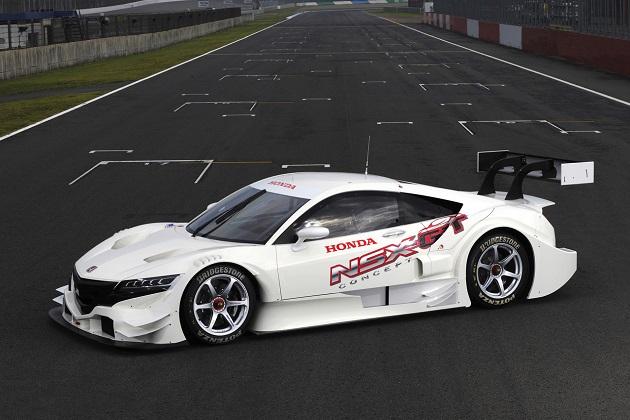 アキュラ、新型「NSX」でGT3またはGTEクラスのレース参戦を検討中