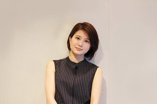 ファッションモデルの佐津川愛美さん