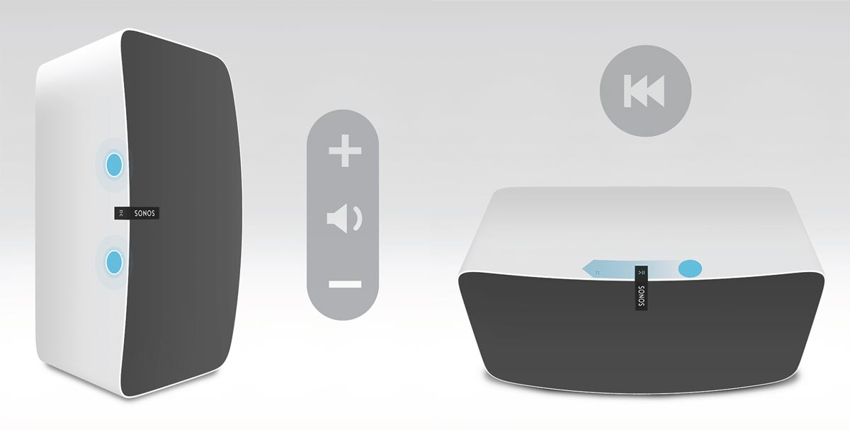 Sonos app hints at new speaker with gesture control