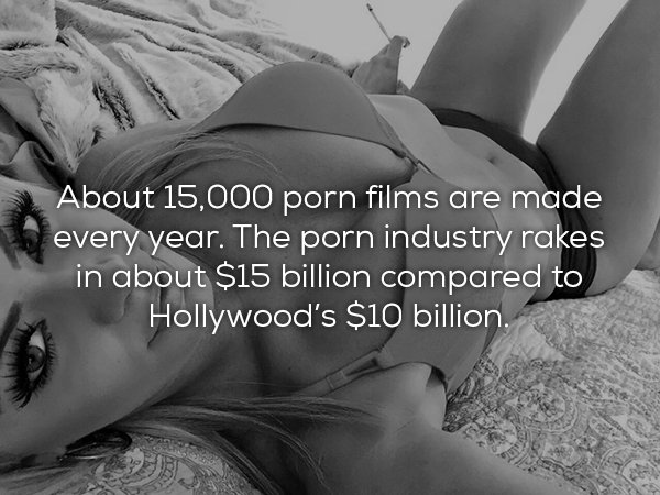 More Porn Facts