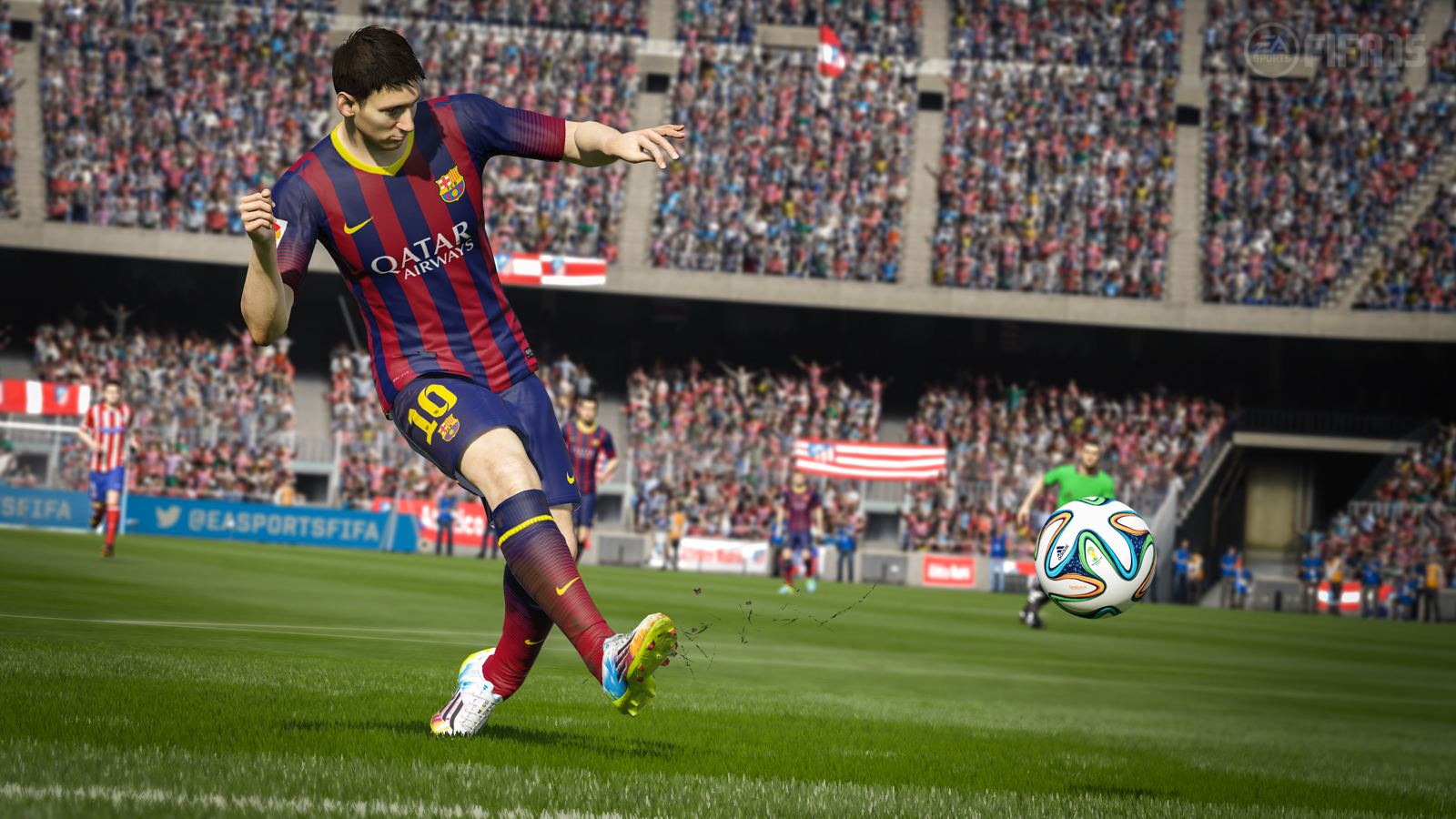 The highest player stats in FIFA 15, 40-31