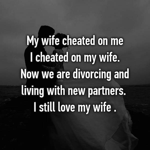13 Dark Confessions From Cheating Spouses