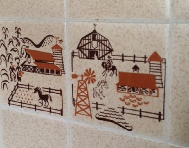 ranch tile