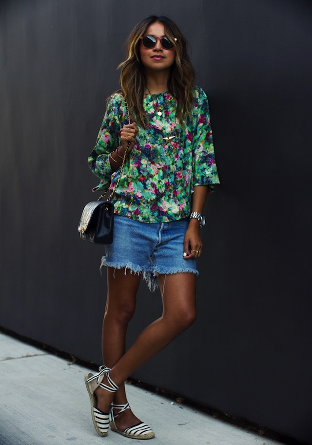 10 brand new ways to wear bright color this summer