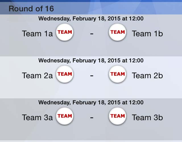 Champions League 2014-2015 screenshot