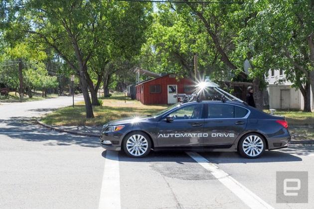 ホンダが、米国のゴーストタウンで自動運転車の走行試験を行う理由とは?