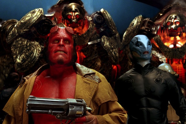 best superhero movies of all time, greatest superhero movies, hellboy II the golden army