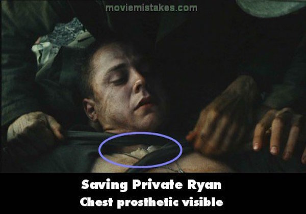 18 Obvious Movie Mistakes