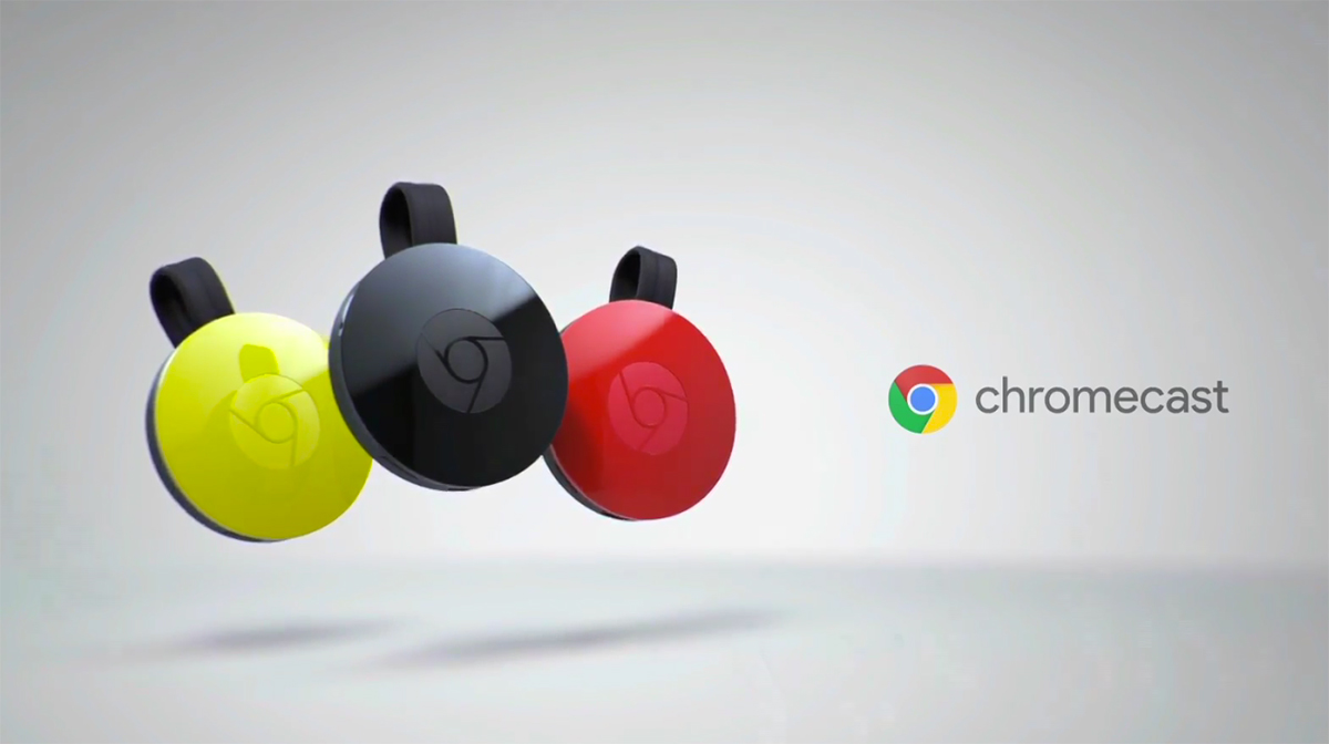 Spotify will finally beam tunes to Chromecast
