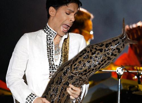 slug solos, prince