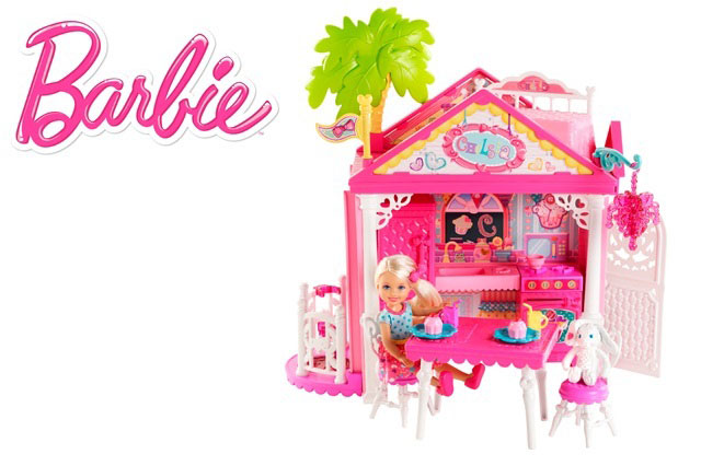 WIN a Barbie Chelsea Clubhouse!