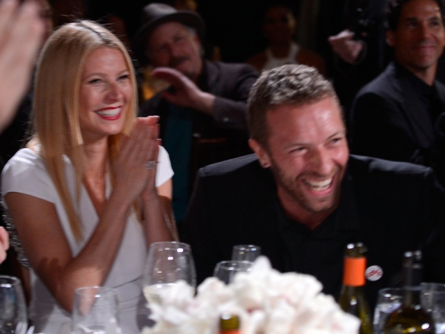 Gwyneth Paltrow dating Glee co-creator Brad Falchuk four months after Chris Martin split