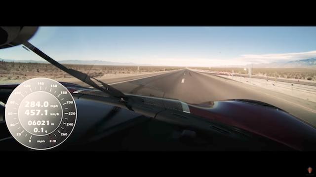 Top-Speed-Weltrekord: Koenigsegg Agera RS ist schneller als alle anderen