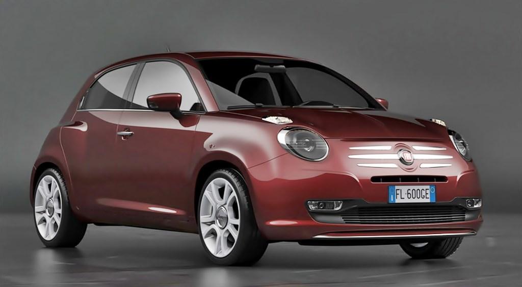 Ist das der neue Fiat Punto