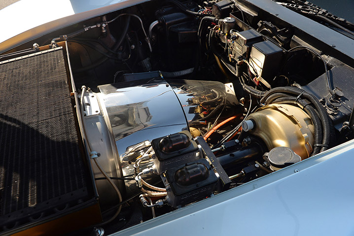 Turbine-Powered 1978 Chevrolet Corvette
