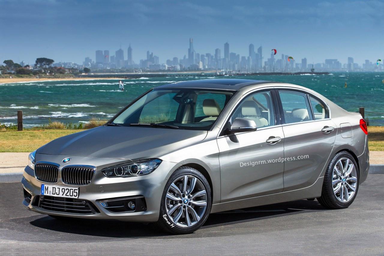 BMW 1er Limousine 2016