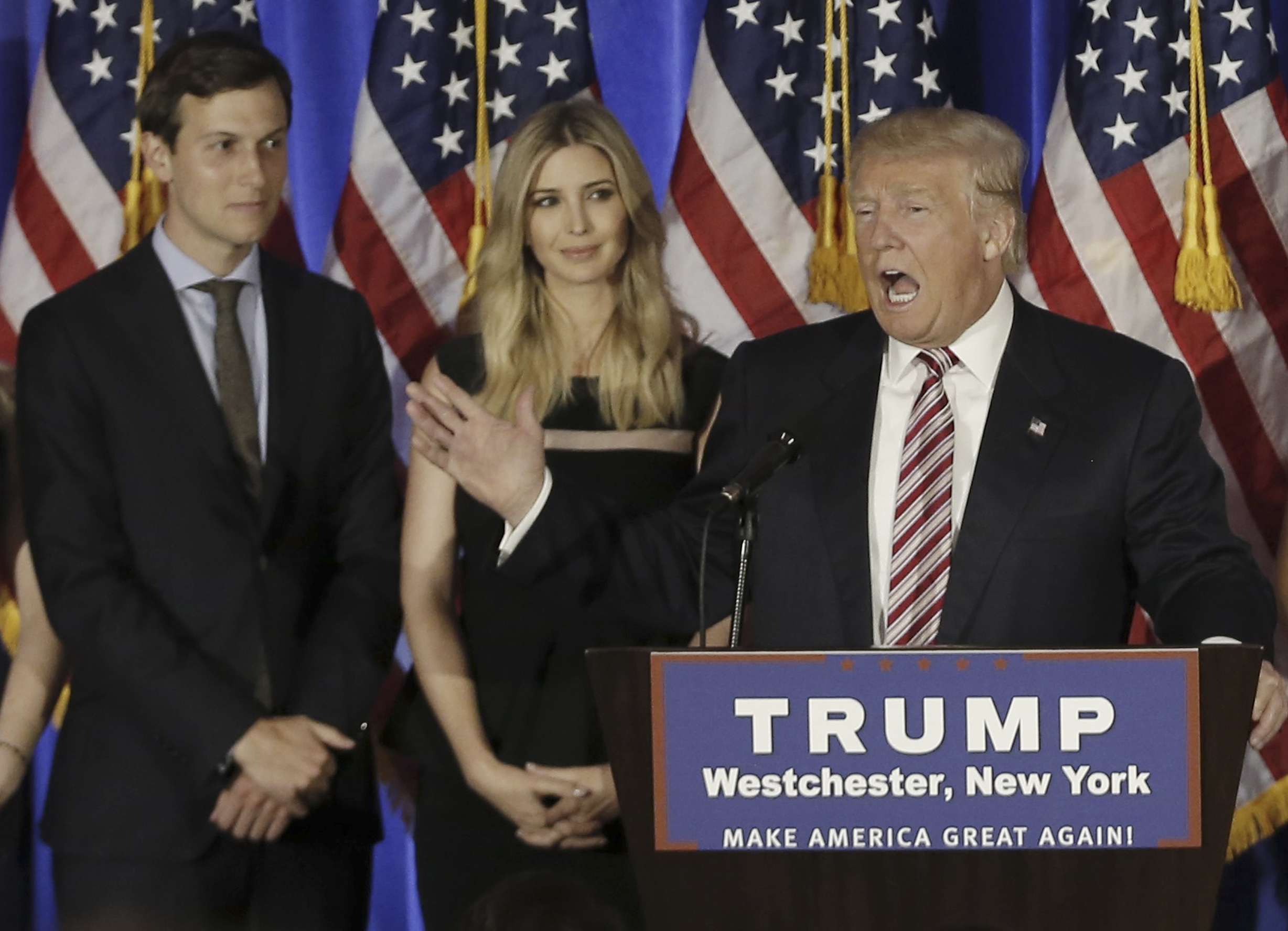 article news ivanka trump jared kushner reported rift donald