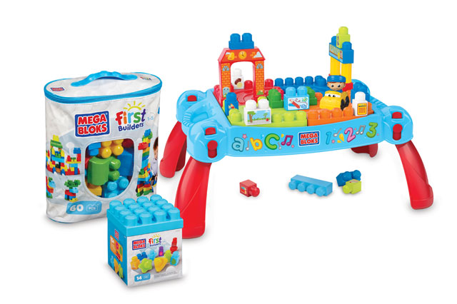 WIN a Mega Bloks toy bundle!