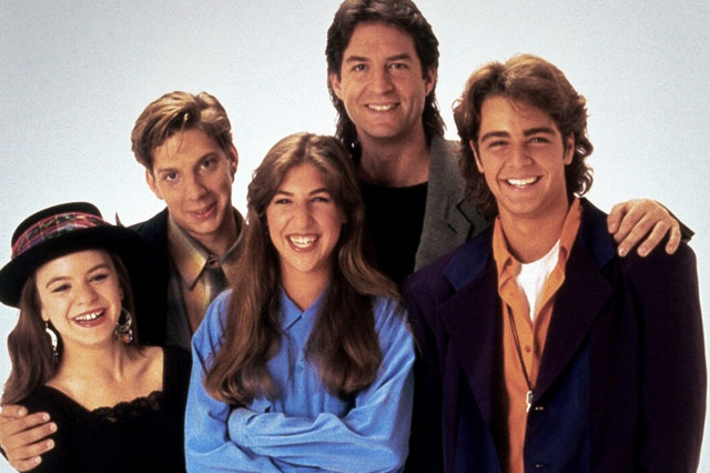 Who remembers Blossom? Star of hit 90s TV show is pregnant