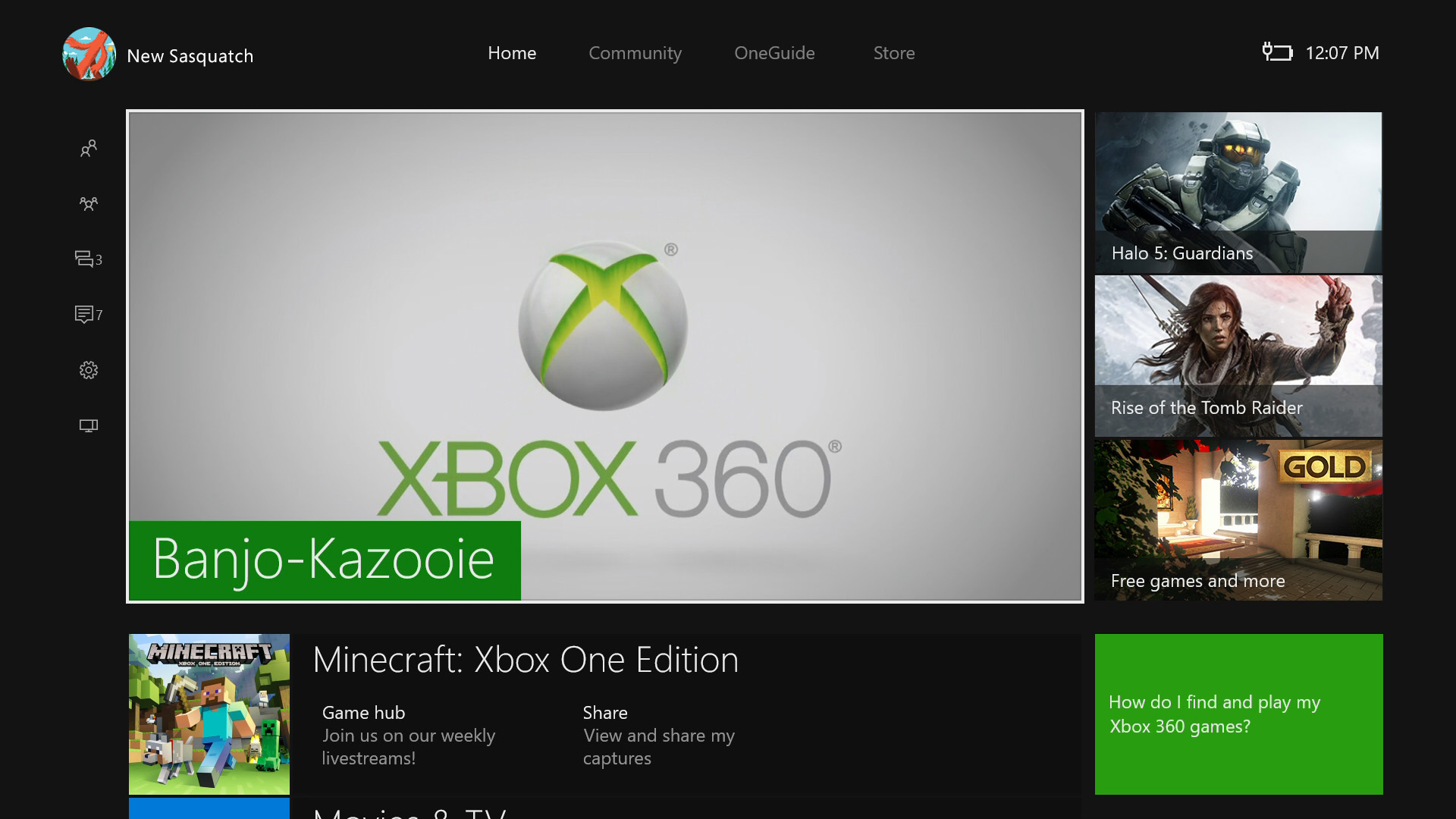 Xbox One Windows 10 update begins rolling out