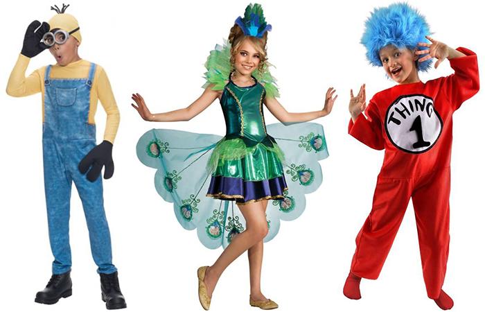 Best Halloween costumes for kids 2015