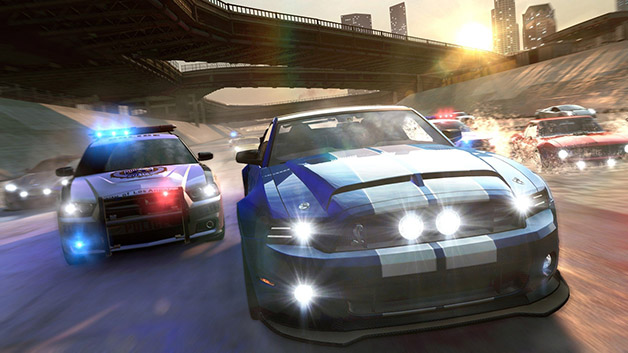 The Crew - video game screencap