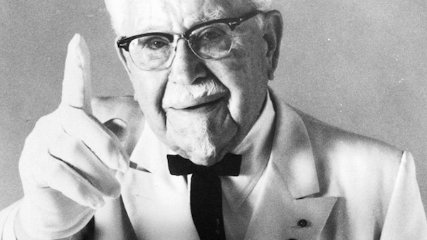 greatest things from every state, kentucky, colonel sanders
