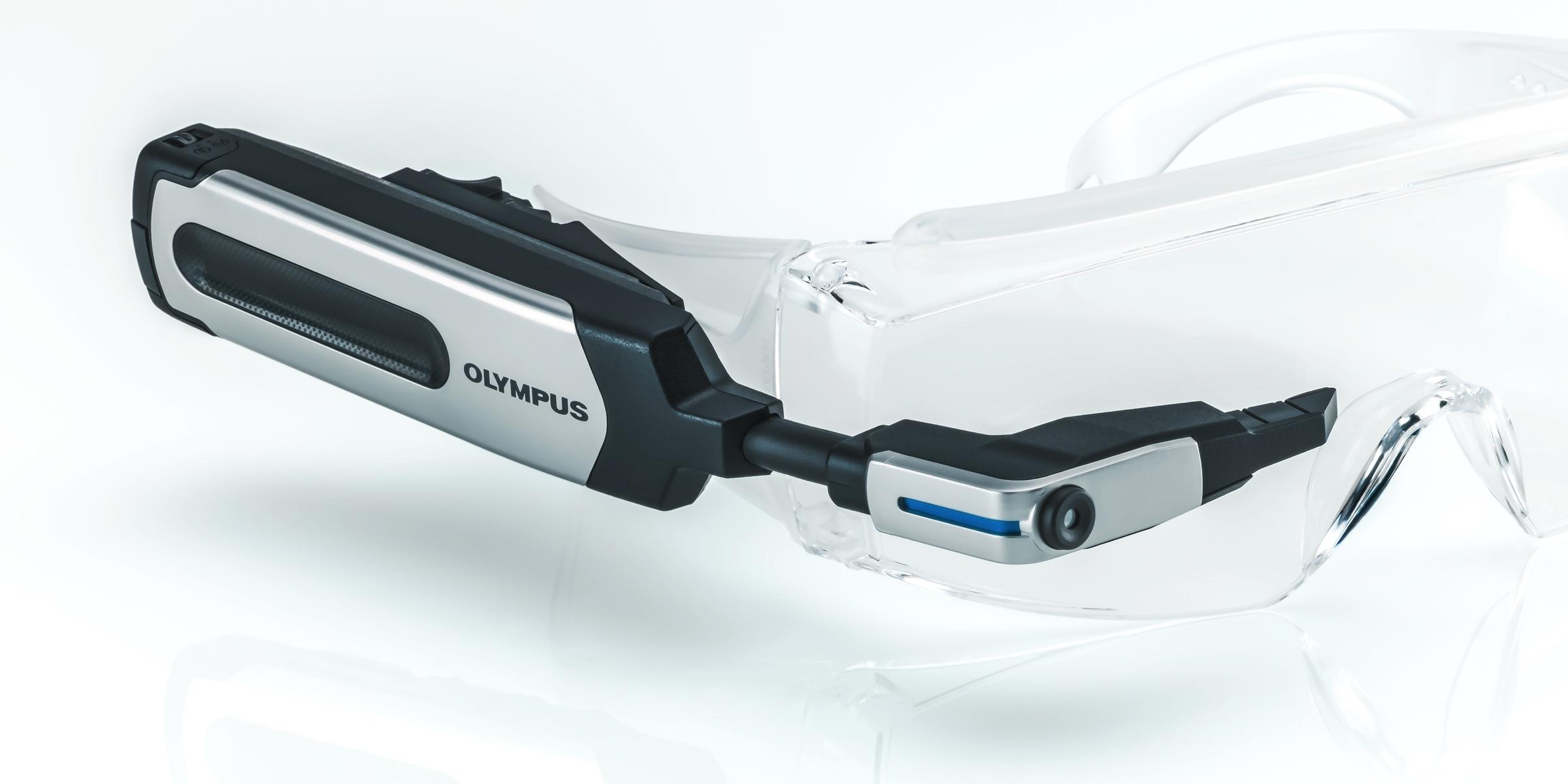 EyeTrek insight EI-10: Olympus präsentiert smarte Brille