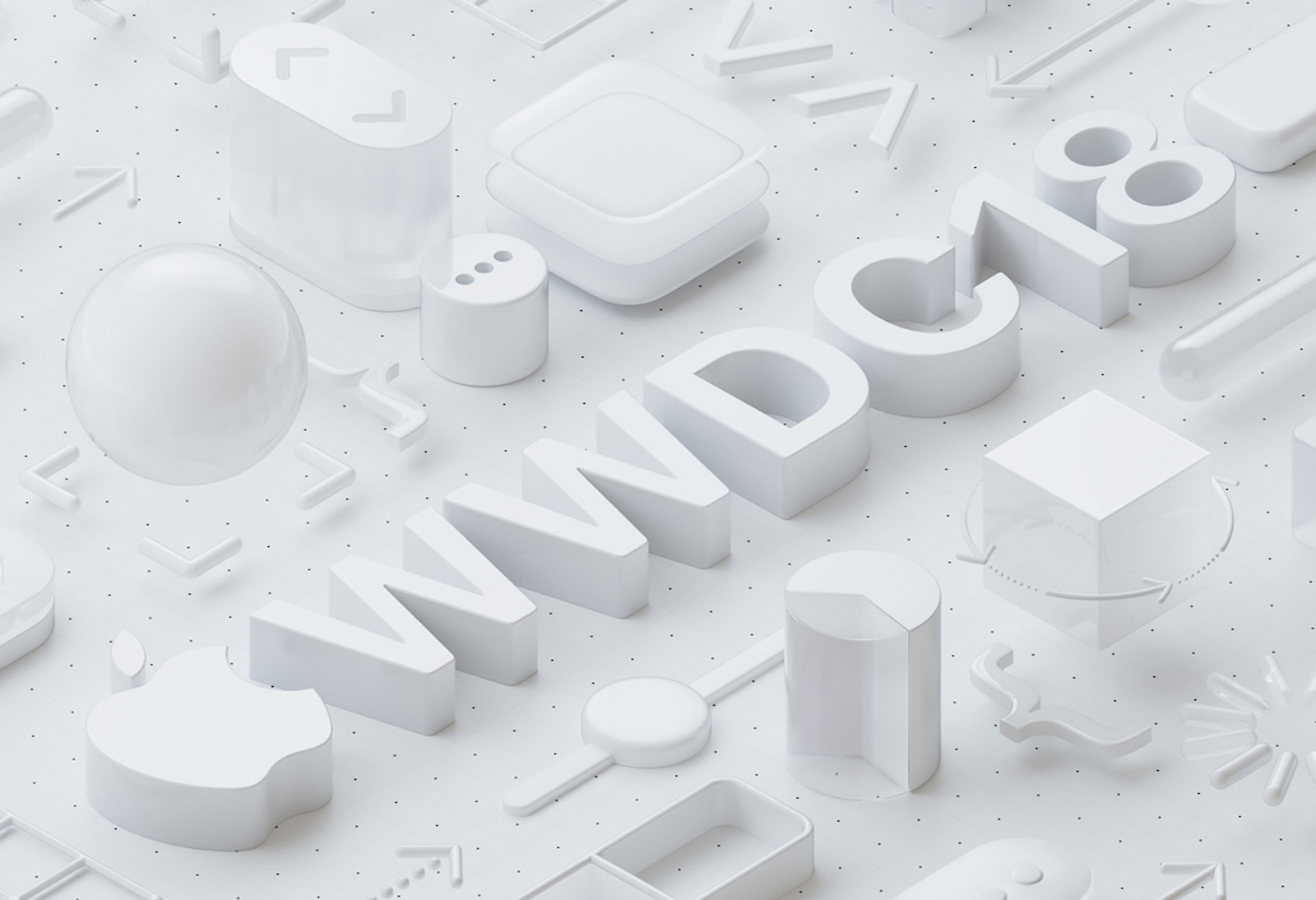 photo image Apple's 2018 WWDC event starts June 4th