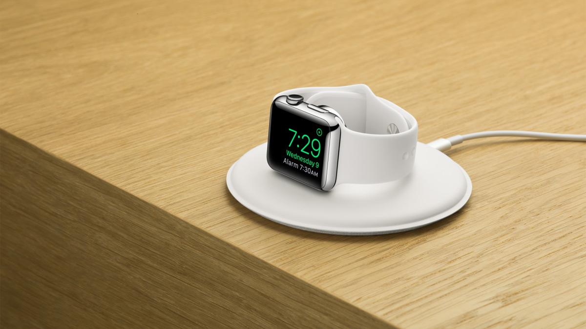 Apple Watch official dock