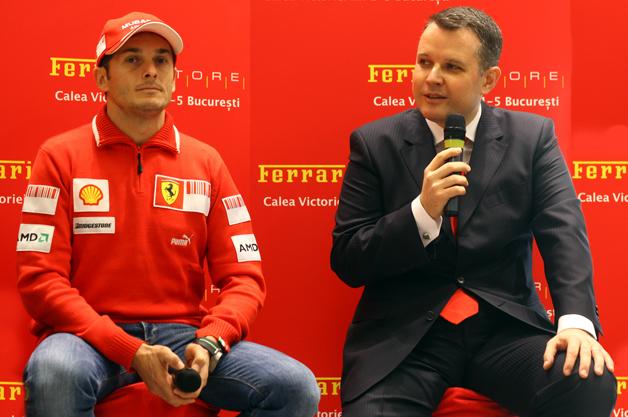 ルーマニアのフォルツァ・ロッサが2016年からF1に参戦へ