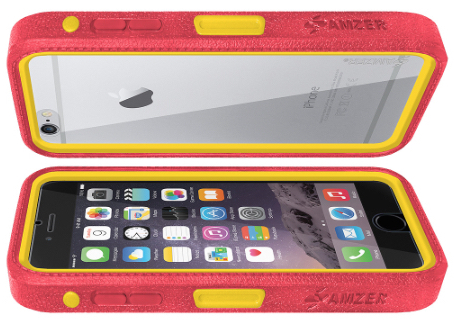 Amzer Crusta Rugged Case for iPhone 6 Plus