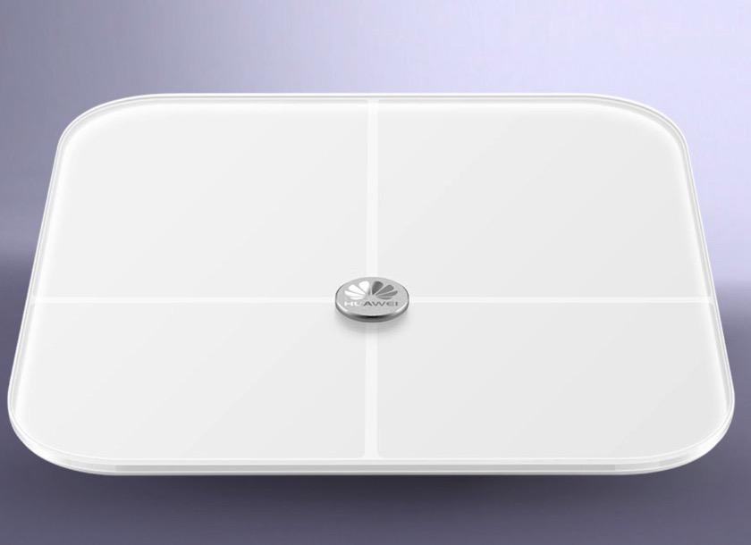 Huawei stellt smarte Waage vor