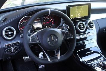 Mercedes C63 Coupe
