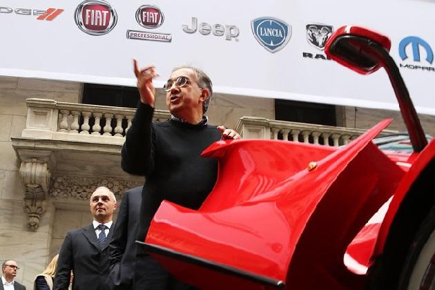 【レポート】「フェラーリの価値は1兆3,000億円以上」とマルキオンネ会長が発言!