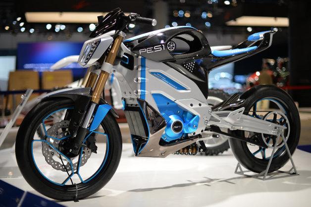 【レポート】ヤマハ、EV二輪コンセプトの「PES1」と「PED1」を市販へ
