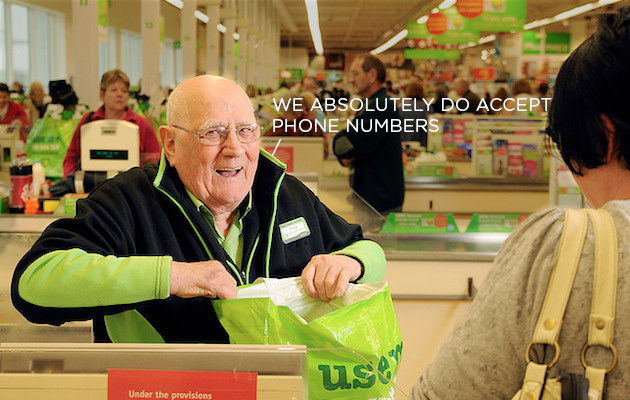 Asda Man Might Accept Carrier Billing