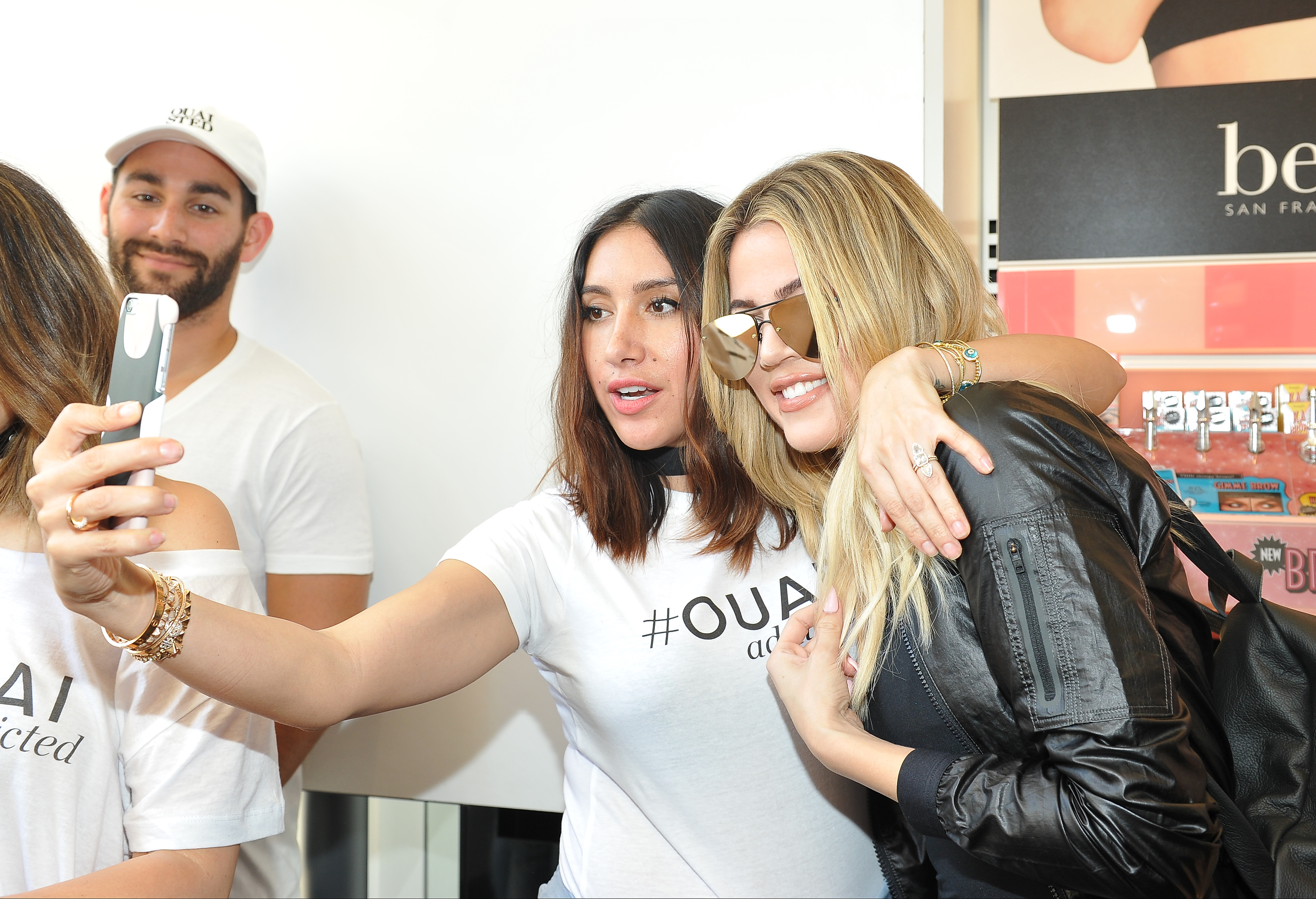 OUAI And Jen Atkin Personal Appearance Event At Sephora