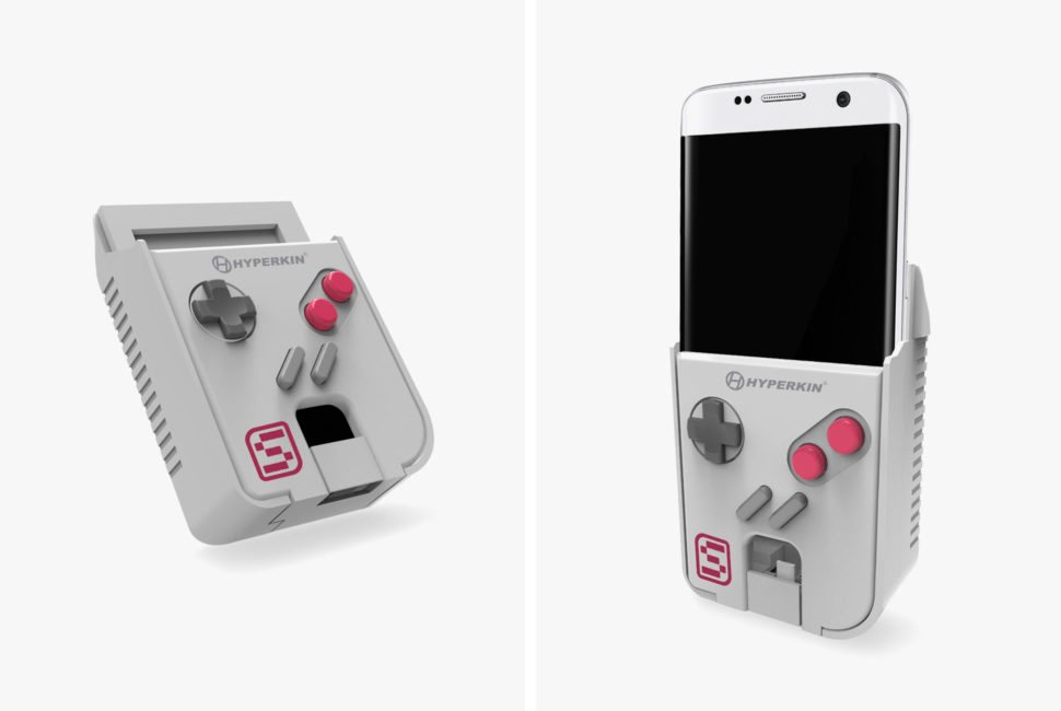 SmartBoy: Macht aus Smartphones GameBoy