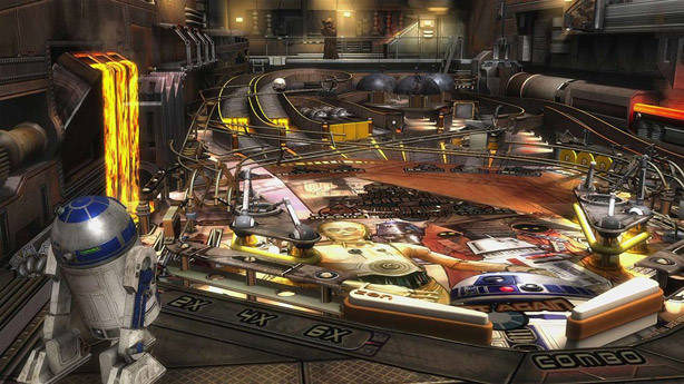Pinball FX2 launches for Xbox One with table transfer feature
