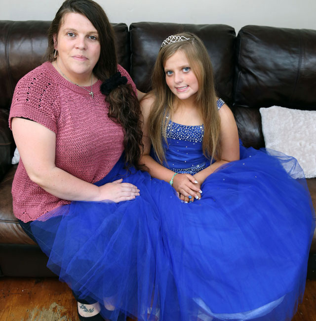 Mum spends £1,000 on 11-year-old's primary school prom