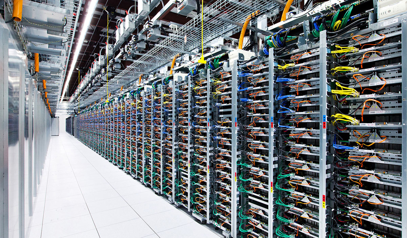 Google joins Facebook's effort to reinvent the data center
