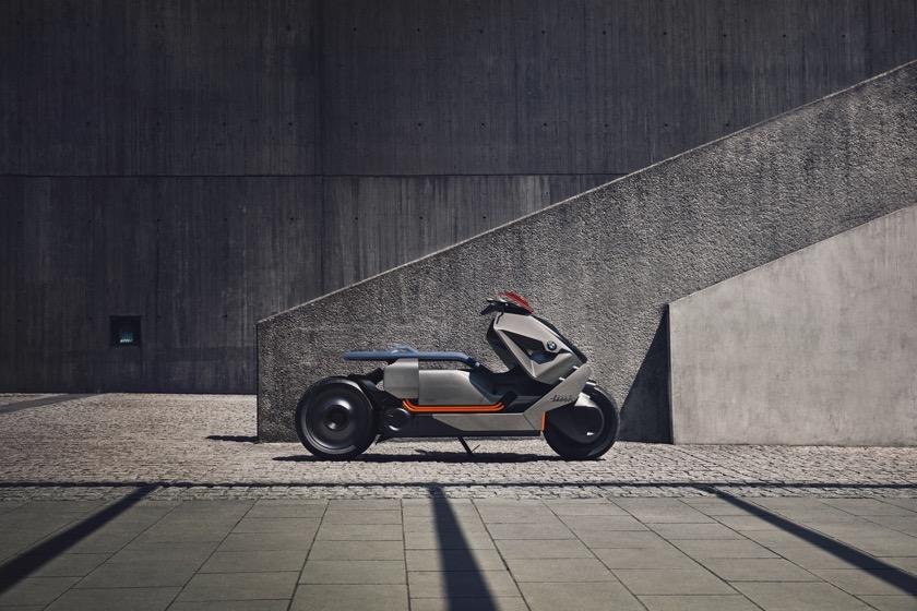 Concept Link: BMWs Elektromotorrad der Zukunft