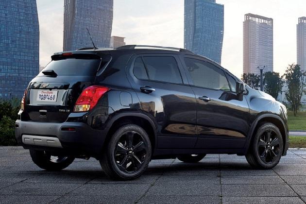 シボレー、小型SUV「トラックス」に「ミッドナイト・エディション」を設定