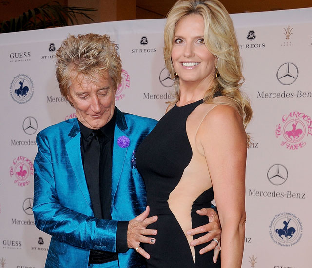 Penny Lancaster pregnant
