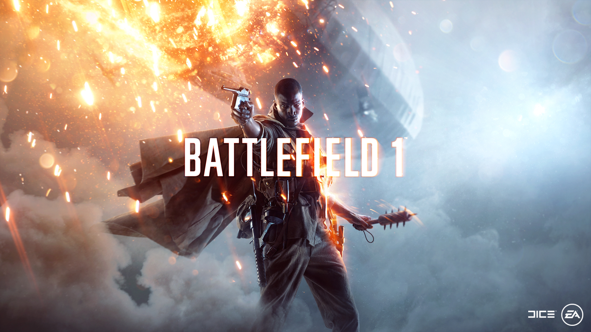 The next 'Battlefield' drops you in WWI, launches on October 21st