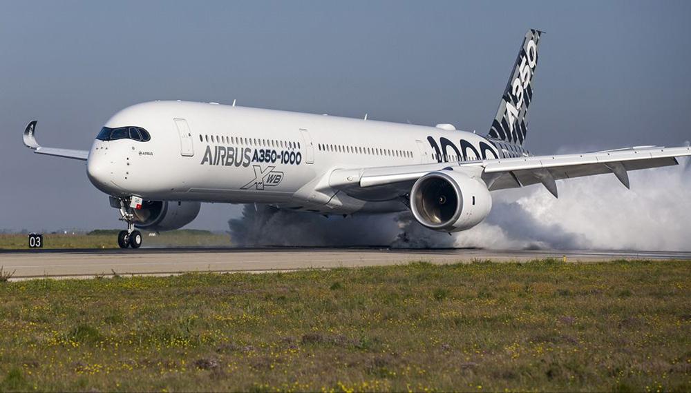Airbus A350-1000, así es la nueva joya que reinventa el transporte aéreo
