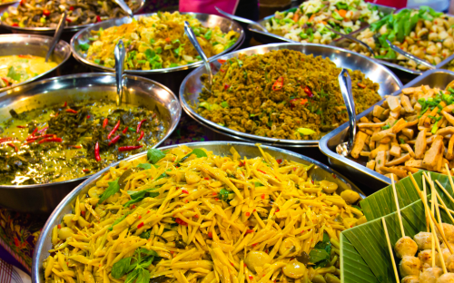 Send your tastebuds on a northeast expedition from delhi for Assamese cuisine in bangalore