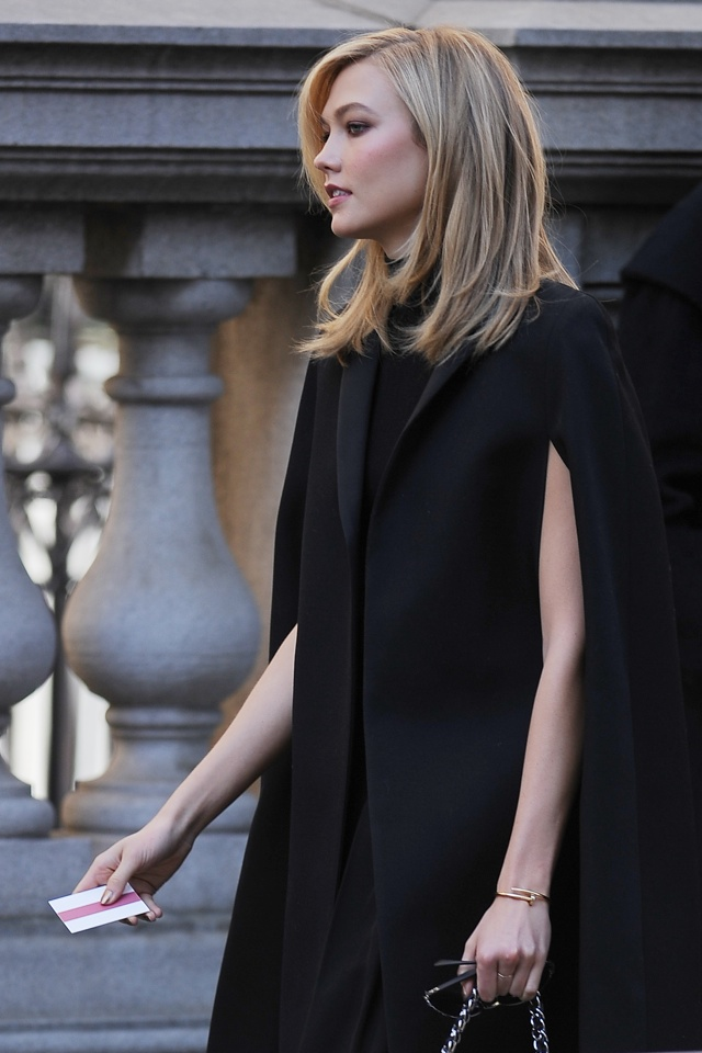 Stars attend Oscar de la Renta's funeral in New York