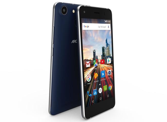 Spätzünder: Smartphone Archos 50f Helium jetzt erhältlich